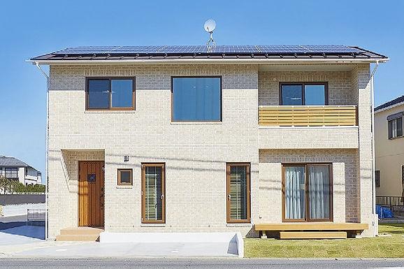 オーストラリアレンガの家