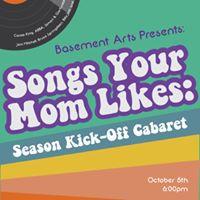 Songs Your Mom Likes: Season Kick-Off Cabaret