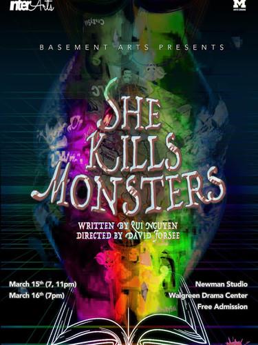 Shel Kills Monsters