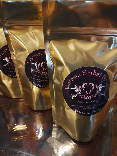 Yoni Steam Herbs- Fibroid- Heavy Painful Cycles Blend