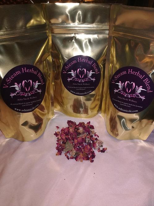 Yoni  Steam Herbs - Womb Wellness Blend