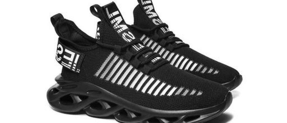 Suede Men's Sports Shoes