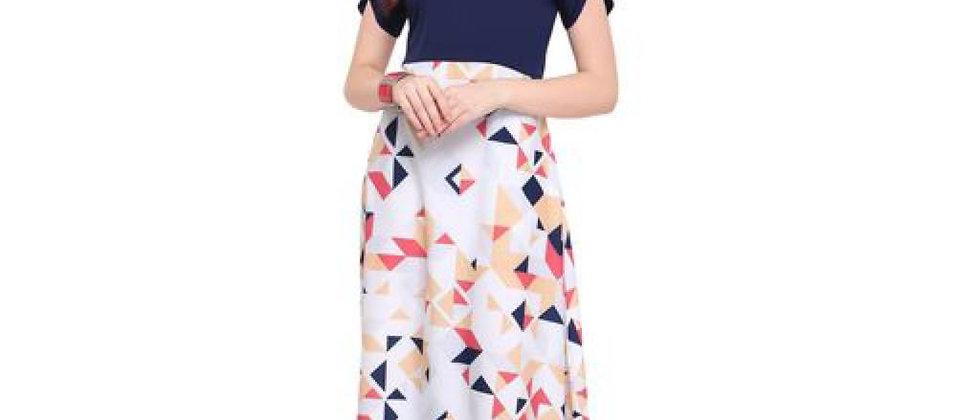 Chitrani Fabulous Crepe Women's Gowns