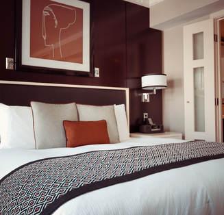 Stylish Italian bedroom decors