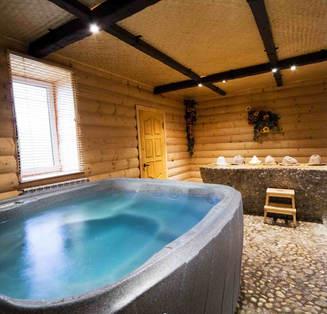 Great Sauna Area