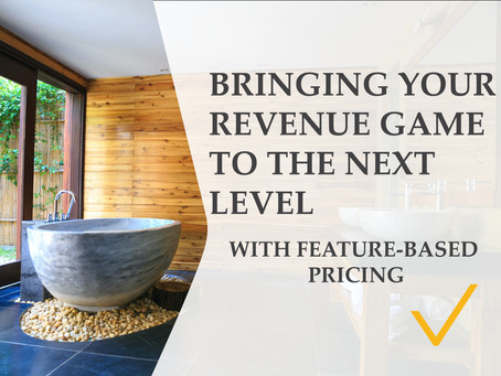 Bringing your revenue game to the next level with feature-based pricing!