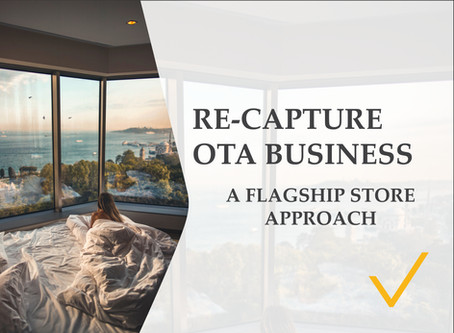 Re-capture OTA business – A flagship store approach!