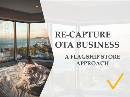Re-Capturing OTA Business With a Flagship Store Approach!