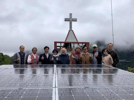 綠能社區推動計畫 工作坊與比亞外公益案場