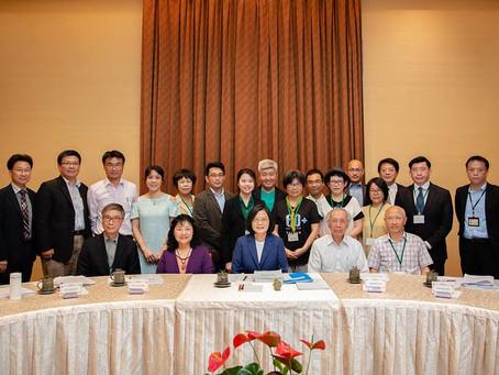 地球日台灣再生能源推動聯盟的建議事項