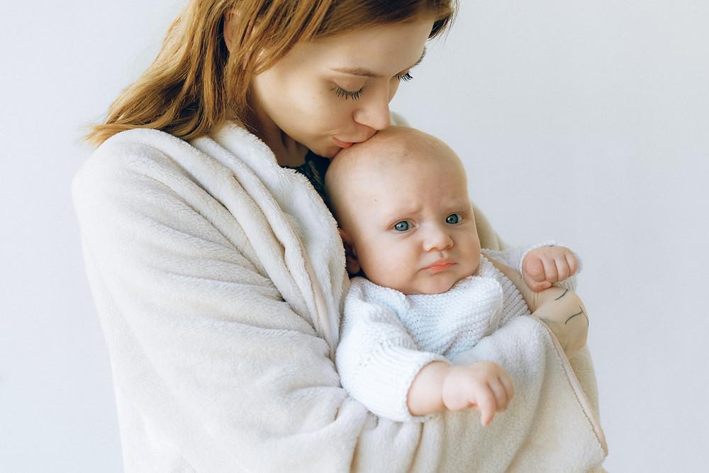 bébé avec des coliques, ostéopathe spécialisé en pédiatrie, essonne 91