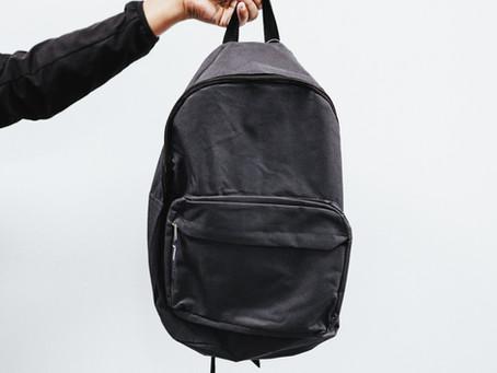 Cartable : comment le choisir et le porter pour éviter d'abimer le dos de vos enfants
