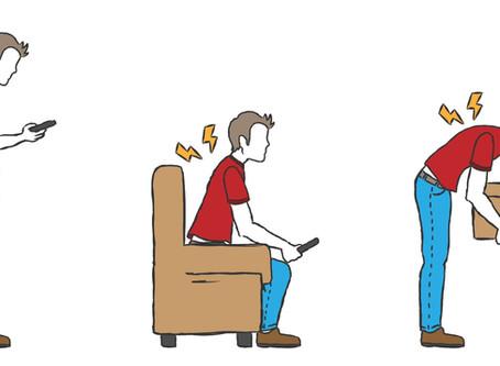 Comment éviter l'apparition d'un lumbago ?