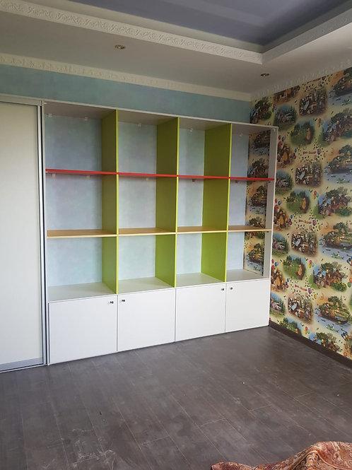 Шкаф + стенка