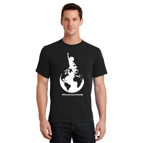 Unisex Crew Neck T Shirt