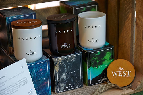 West Candle Company - Machair