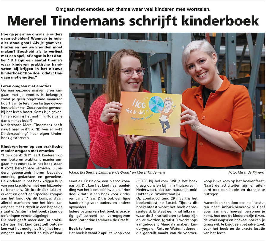 Kindercoaching Eindhoven. Ik ben er ook Kindercoach Eindhoven