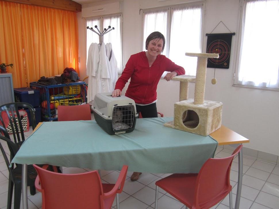 Nadine, créatrice d'Amidoux