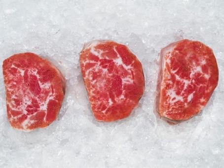 Juicy, Marbled... Meat Free Steak?