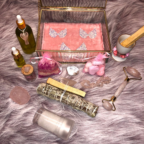 Angel Box Self Love Beauty Ritual
