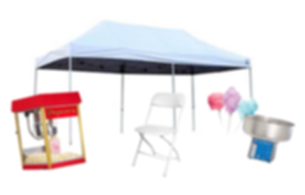 tent rental packages ny, chair rentals nyc, chair rental queens, white folding chairs, white chair rental, concession rentals ny, 11374, 11375, cotton candy clowns, carnival parties
