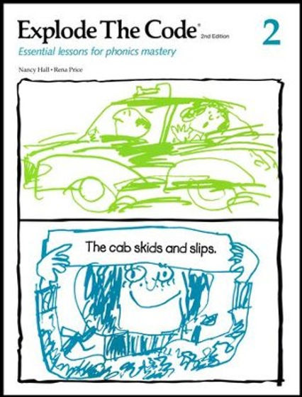 Explode the Code Book 2