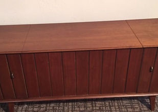 Vintage Console Stereo Cabinets