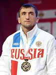Muslim Salikhov with gold medal from 201