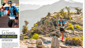 """Writing in Spanish - """"The Beast of the Middle East"""" - an article about Oman by UTMB ultramarathon"""