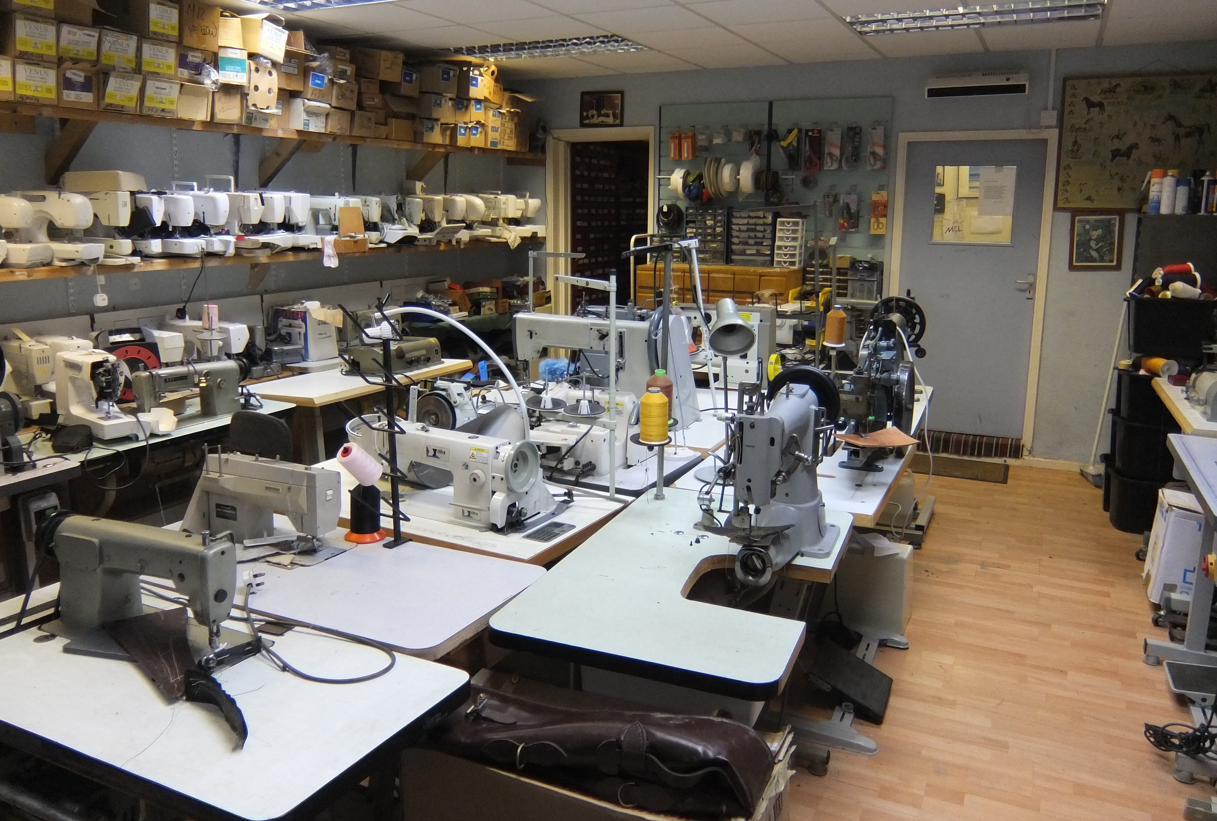 Walsall sewing machine repair