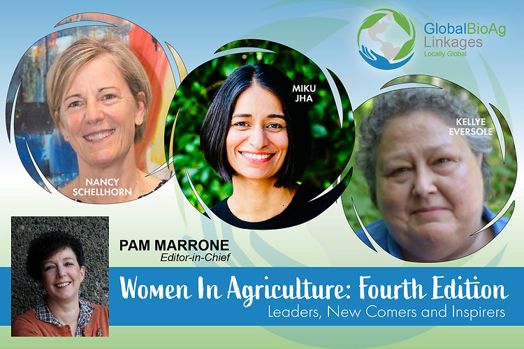 Women in Agriculture Fourth Edition grap