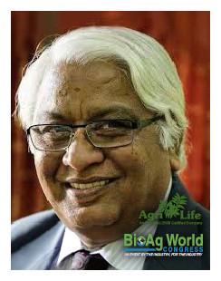 Dr. Venkatesh Devanur CEO AgriLife, Agri-Life logo, BioAg World Logo