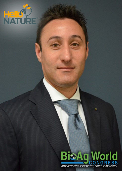 Photo of Luca Bonini, CEO, Hello Nature