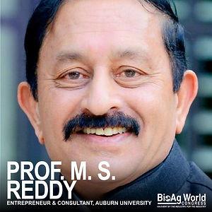 M. S. Reddy