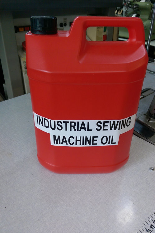 Sewing Machine Oil 5 litre