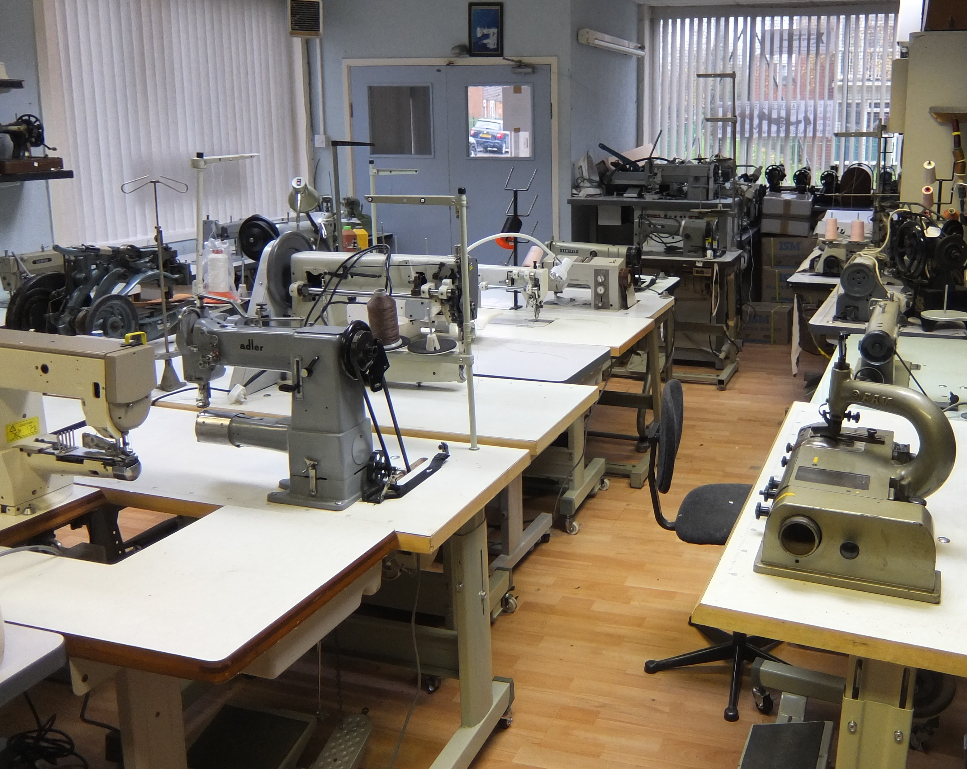 West Midlands sewing machine repair