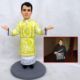 personalized clay figurine priest.jpg