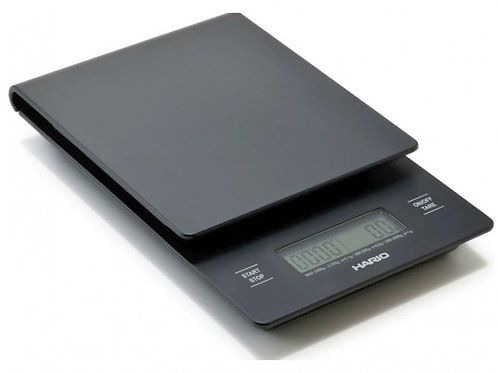 Hario, Drip Scale, black