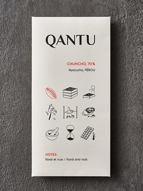 Qantu Chuncho 70% Peru