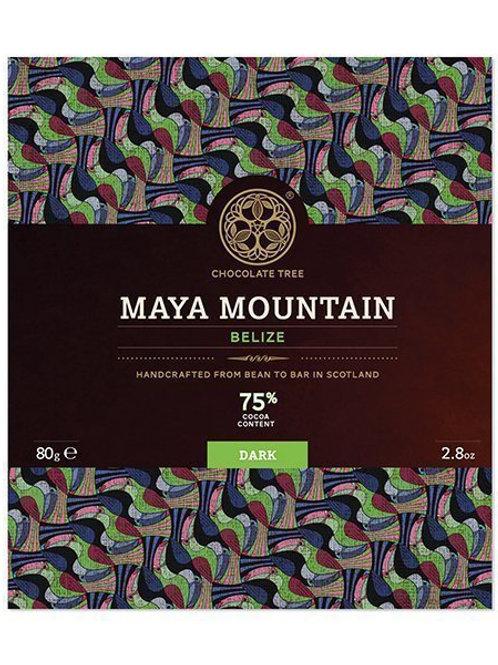 Chocolate Tree 75% Belize, Maya Mountain