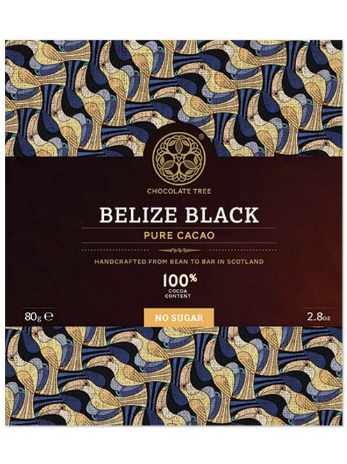 Chocolate Tree 100% Belize Black