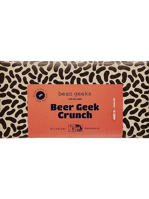 Bean Geeks - Beer Geek Crunch 70% Costa Rica