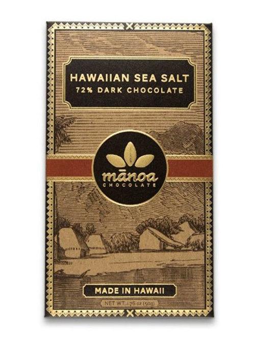Mãnoa - Hawaiian 72% Sea Salt
