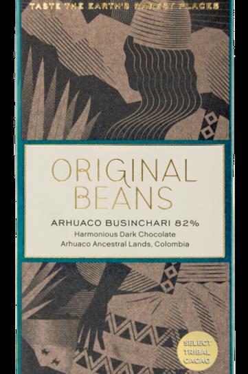 Original Beans 82% Arhuaco Businchari