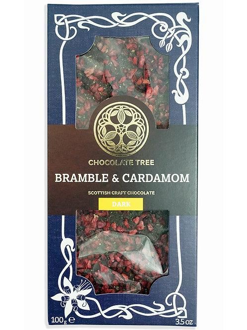 Chocolate Tree 70% Bramble & Cardamom