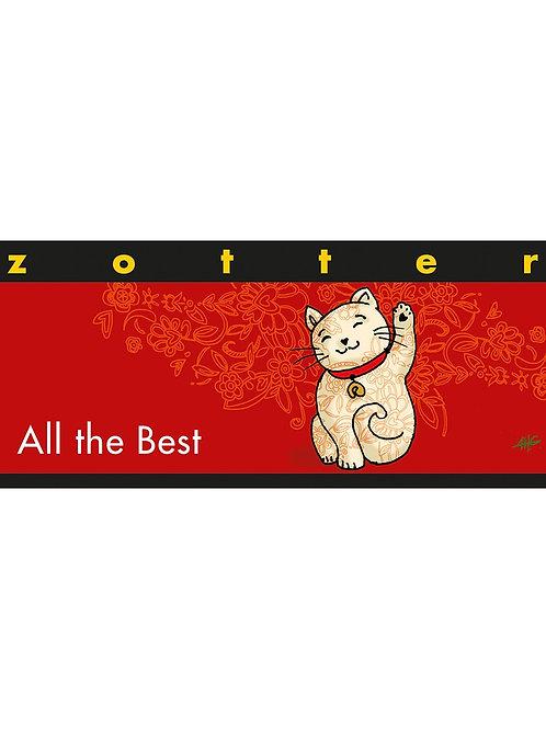 Zotter - Mango Tango 70%