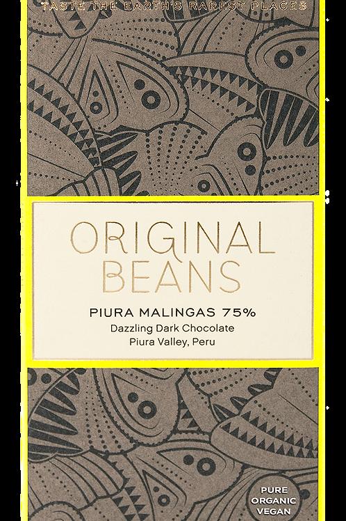 Original Beans 75% Piura Malingas