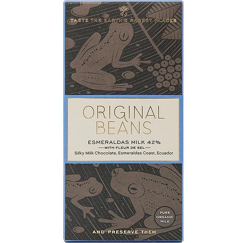 Original Beans 42% Esmeraldas Milk