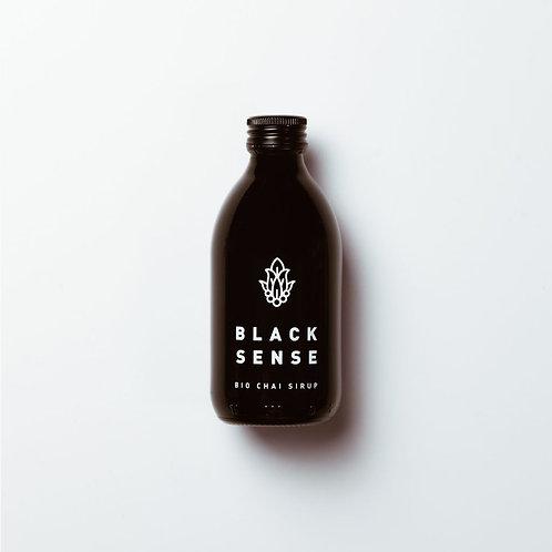 Black Sense, bio Chai siroop 250ml (chai latte)