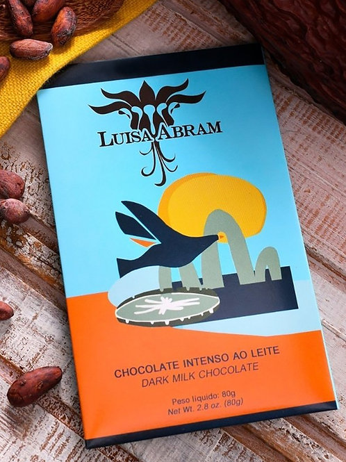 Luisa Abram - Dark Milk Chocolate